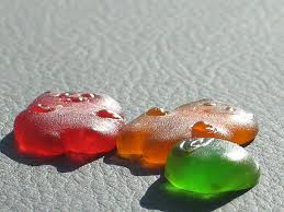 Melted Gummy Bears